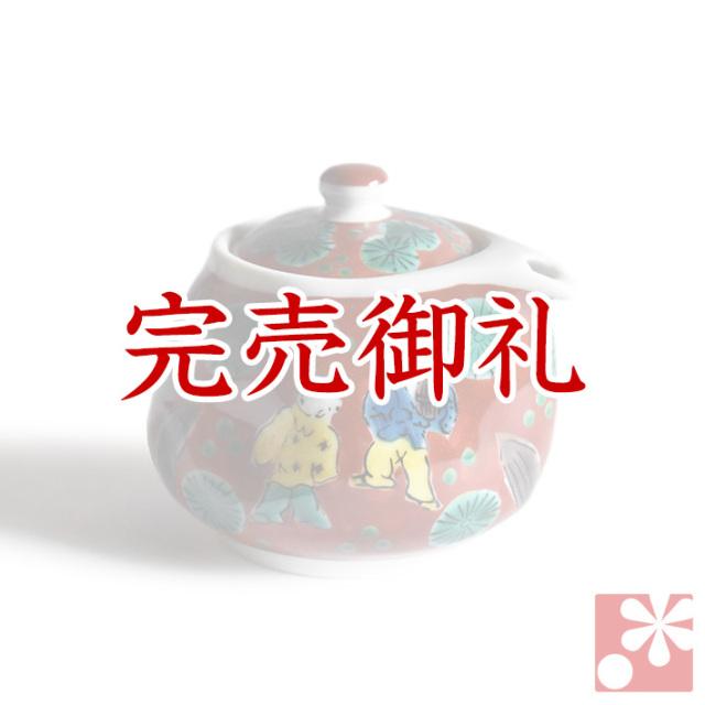 九谷焼 醤油差し 木米【アウトレット】
