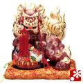 九谷焼 12号宝獅子 盛(WAZAHONPO-41869)