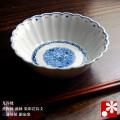 九谷焼 煮物鉢 染彩花鳥文 三浦晃禎 銀泉窯(WAZAHONPO-ginsen03)