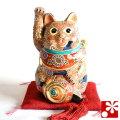 6号招き猫 盛(WAZAHONPO-GQ5)