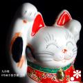 両手招き猫(右手・左手) 三毛(WAZAHONPO-41708)