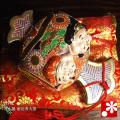 九谷焼 7号打ち出の小槌 恵比寿大黒(WAZAHONPO-51696)
