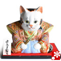 8号福助猫 盛(WAZAHONPO-51599)