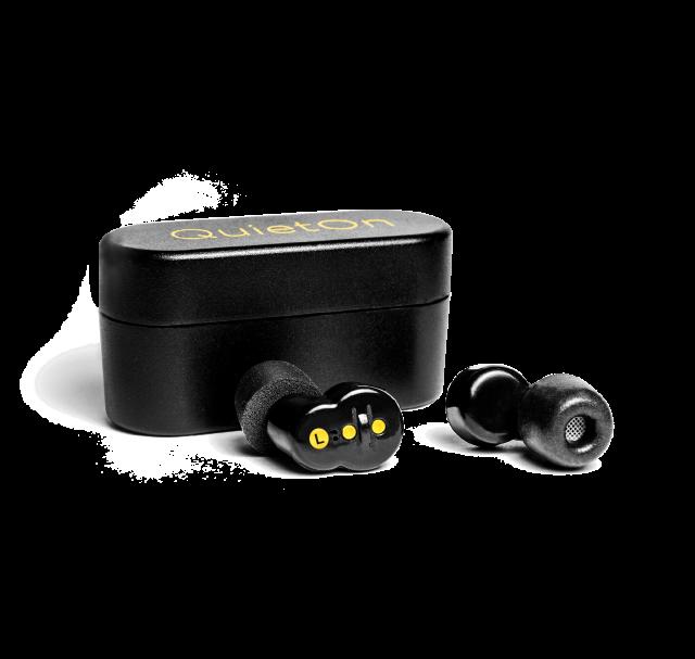 QuietOn SLEEP クワイエットオンスリープ いびき音カット ノイズキャンセル電子耳栓