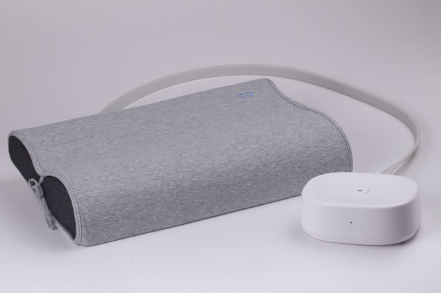 【イビキラー】 エアバッグ付 横向かせいびき防止枕 TW-ZZ01