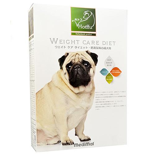 メディマル ホトフ ウェイト ケア ダイエット・肥満気味の成犬用 50g テイスティングサイズ