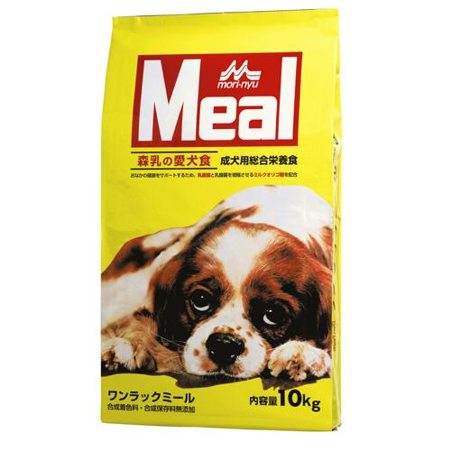 森乳 ワンラックミール 10kg 【国産品】