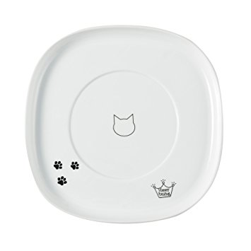 猫壱 食器トレーシングル ①