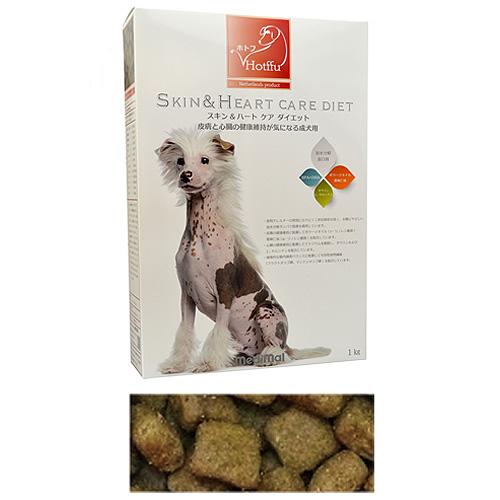 メディマル ホトフ スキン&ハート ケア ダイエット・皮膚と心臓の健康維持が気になる成犬用 1kg 粒
