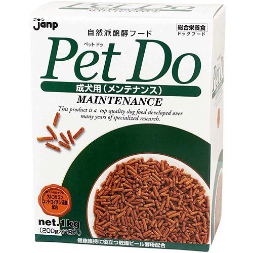 Pet Do ペットドゥ 成犬用(メンテナンス) 1kg