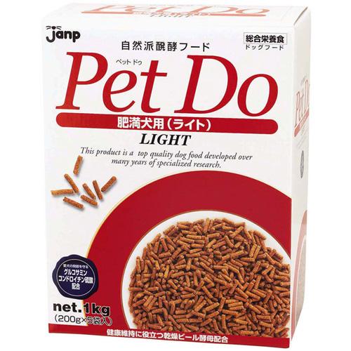 Pet Do ペットドゥ 肥満犬用(ライト) 1kg