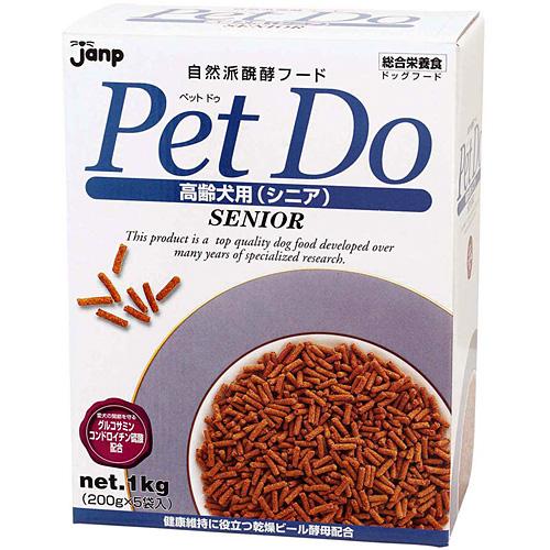 Pet Do ペットドゥ 高齢犬用(シニア) 1kg