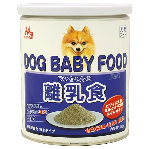 森乳 ワンラック ワンちゃんの離乳食(粉末) 350g 【国産品】