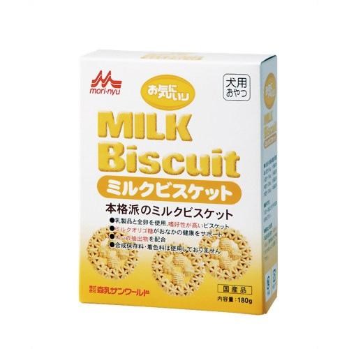 森乳 ワンラック お気にいり ミルクビスケット 180g 【国産品】