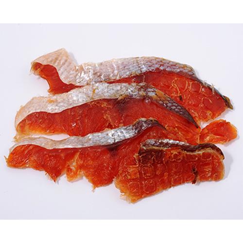 ノースペット ノースプレミアム手造仕上 鮭 干し肉 やわらか 50g サブ