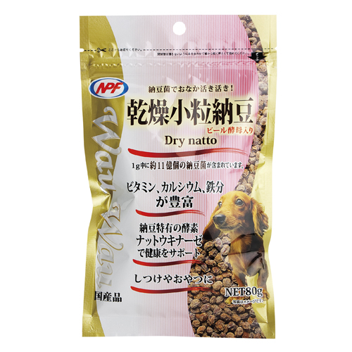 NPF 乾燥小粒納豆