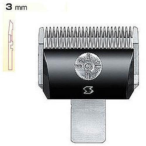 清水電機工業 スピーディク 電気バリカン用替刃 3mm