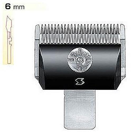 清水電機工業 スピーディク 電気バリカン用替刃 6mm