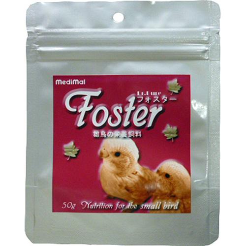 MediMal メディマル Dr.Pure Foster フォスター 50g 雛鳥の栄養飼料