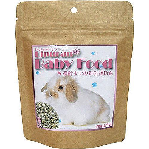 MediMal メディマル Dr.Pure Lipuran Baby Food リプランベビーフード 70g