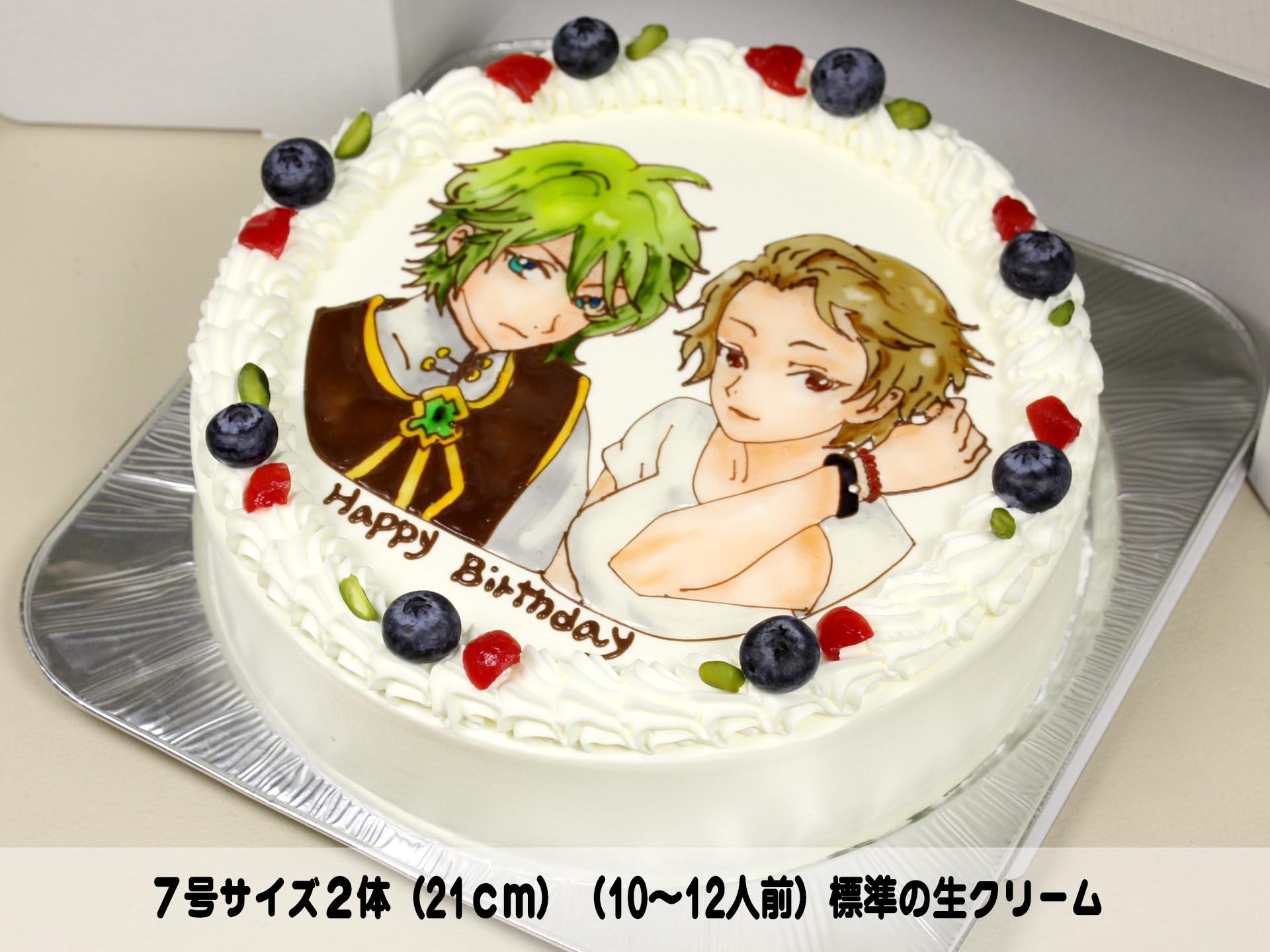 通販 キャラクターケーキ72号11