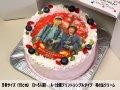 通販 写真ケーキ5号4