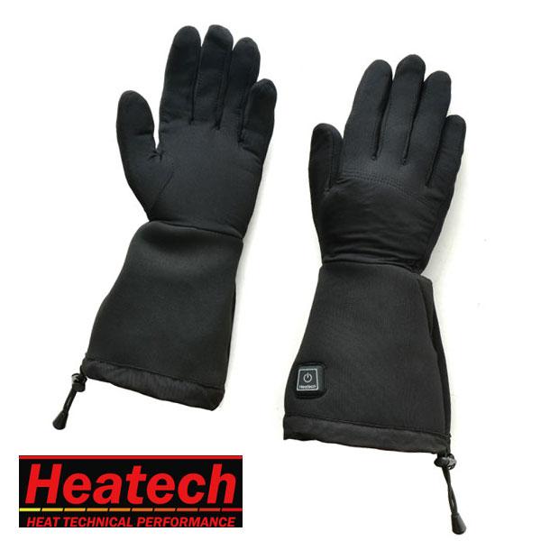 ヒーテック(Heatech) ヒートインナーグローブ 2016 Womenサイズ わずか10秒で発熱! バイク用 電熱グローブ 3段階温度調節機能付