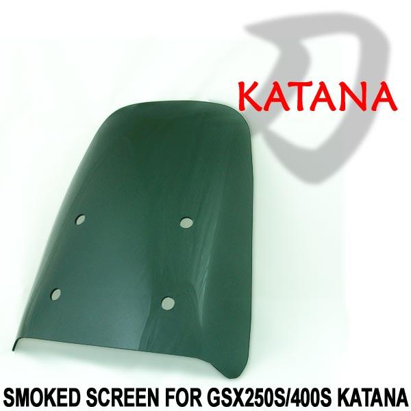 GSX400/250 KATANA スクリーン