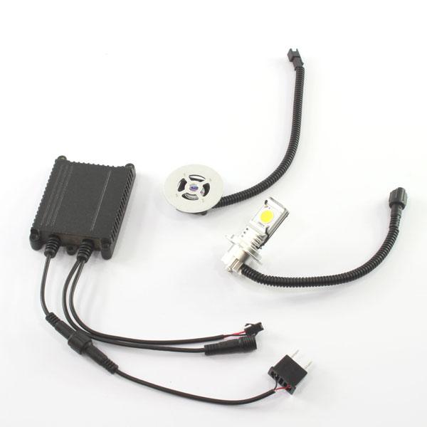 CREE社製 LEDヘッドライト フォグランプ H7 4000k 1灯分