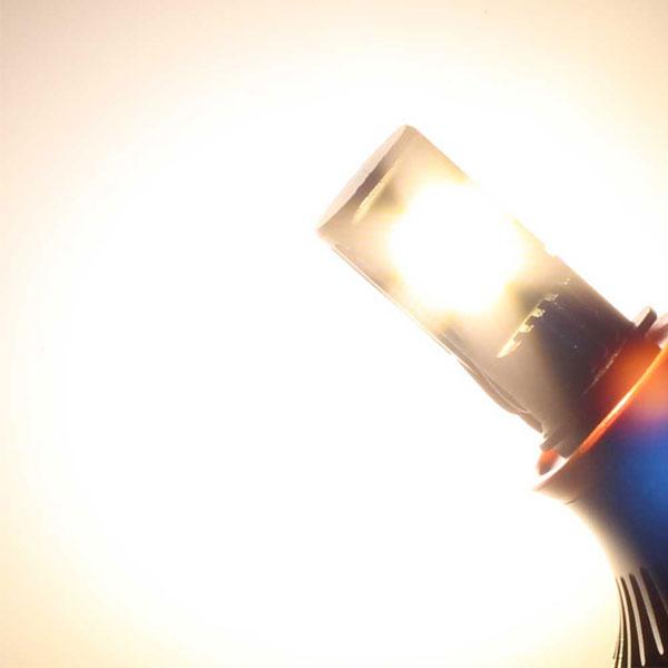CREE社製 LEDヘッドライト フォグランプ H11 4000k
