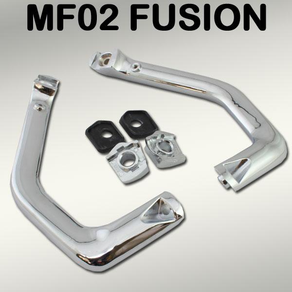 MF02 フュージョン グラブバー