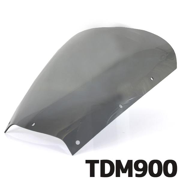 特典あり!! ヤマハ TDM900 5PS スモークスクリーン 外装