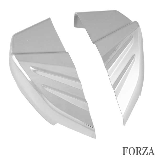 フォルツァ MF10 メッキタンデムステップ