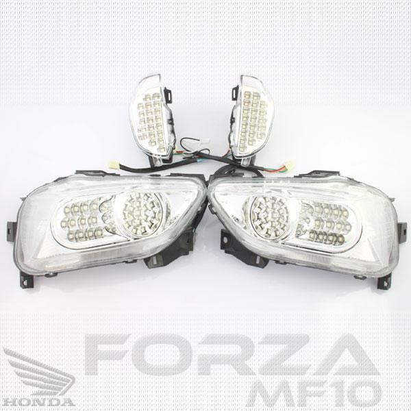 MF10 LEDテール&ウィンカー