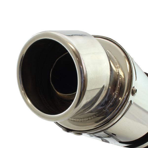 マジェスティS SMAX(SG28J/4D9):オールステンレス カスタムマフラー