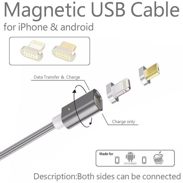 USBケーブル両面接続