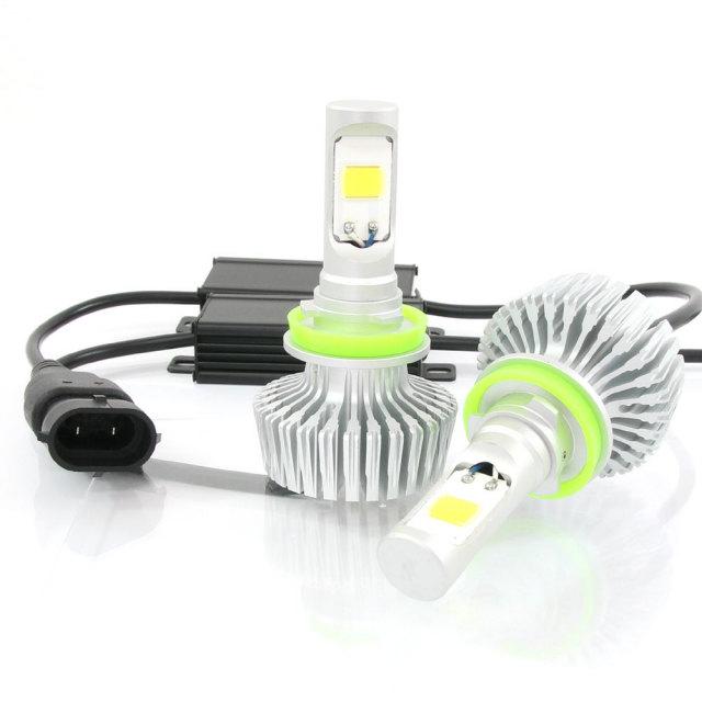 LEDヘッドライトH8