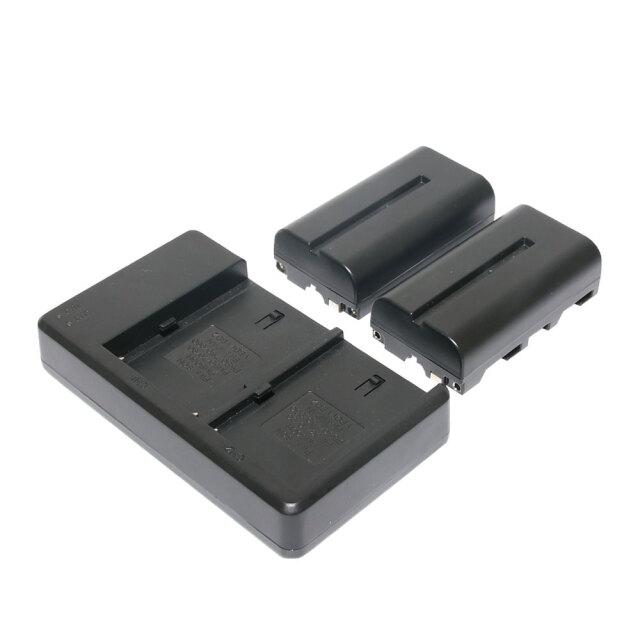 RCNP-F570 2個+充電器