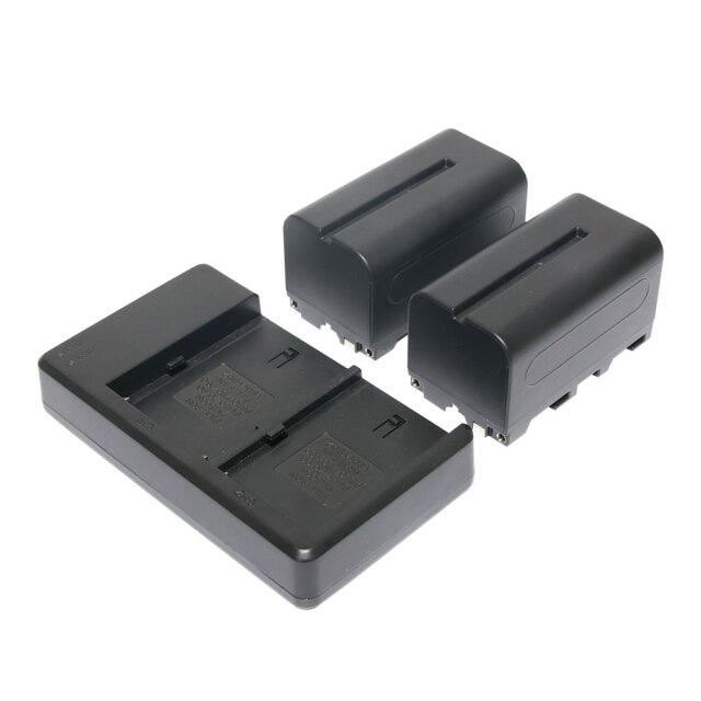 RCNP-F750 2個+充電器