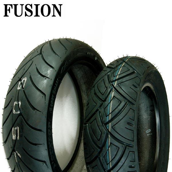 フュージョン 扁平タイヤセット