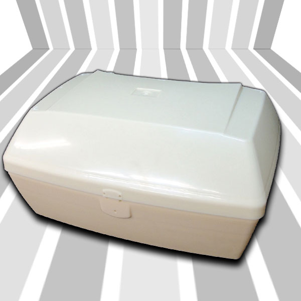 MF02 塗装用 リヤボックス/キャリア付