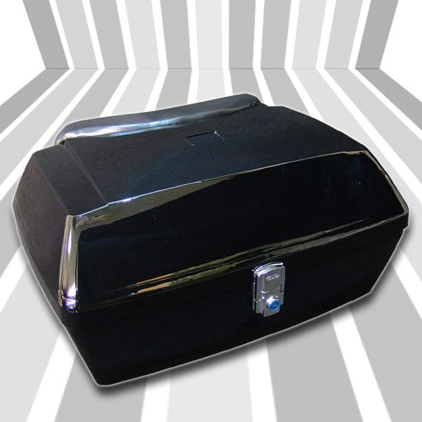 MF02 ブラック 塗装済 リヤボックス/キャリア付
