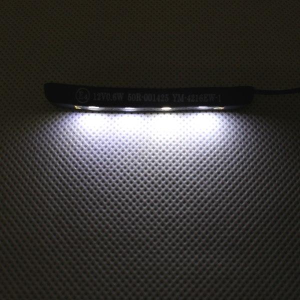 ソフトラバーナンバー灯
