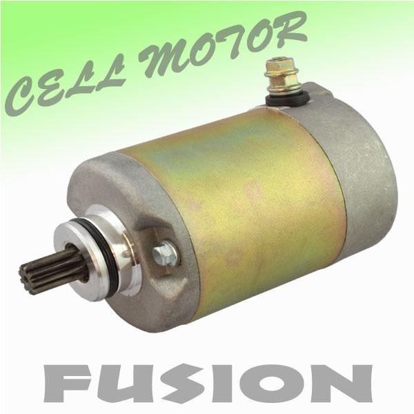 MF02 フュージョン セルモーター