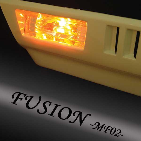 フュージョン用(MF02):ユーロサイドウインカー / ユーロサイドマーカー