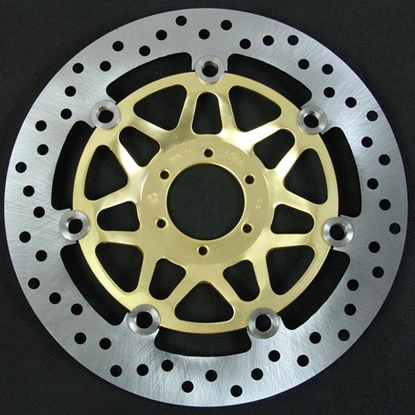 CB400SF等用(NC39):純正タイプフロント ブレーキディスクローター 片側1枚