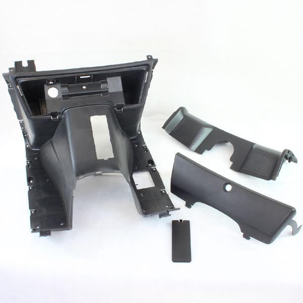 フュージョン用(MF02):インナーカウル(純正タイプ)黒