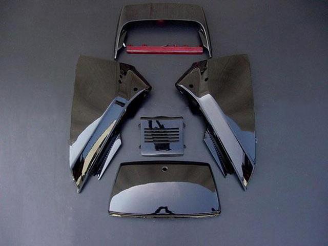 フュージョン用(MF02):外装アッパーカウルSE仕様