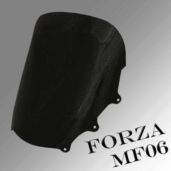 特典あり!! フォルツァ用(MF06):ショートスモークスクリーン 風防 風除け バイザー ウインドバイザー HONDA FORZA