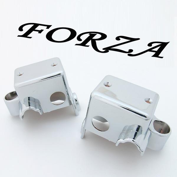 フォルツァ用(MF06):メッキマスターシリンダーカバー